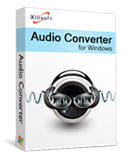 Only $9.95 for Xilisoft Audio Converter