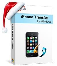 Giveaway for Xilisoft iPhone Transfer