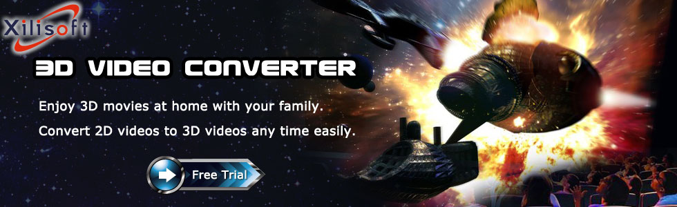 [DF] Xilisoft 3D Video Converter 1.0.0.20120313
