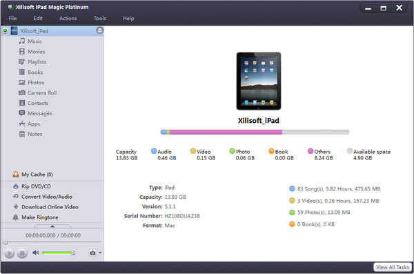 How to transfer iPad files