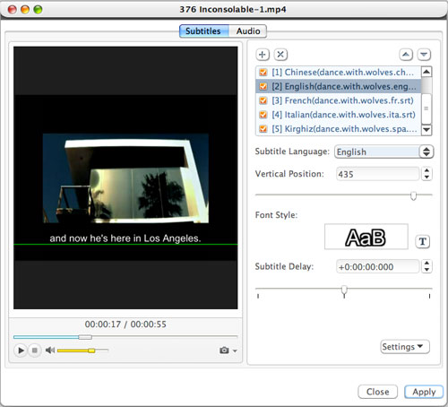 How to burn MPEG to DVD for Mac