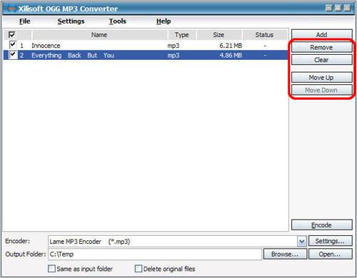 Xilisoft OGG MP3 Converter Tutorial