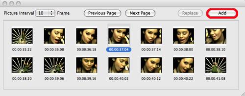Xilisoft Video Snapshot for Mac