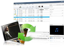 MP4 audio converter
