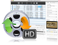 HD converter on Mac
