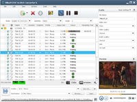 Xilisoft DVD to DivX Converter