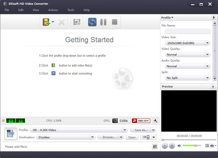 Xilisoft HD Video Converter 7.7.2 Build 20130313 [MULTI]