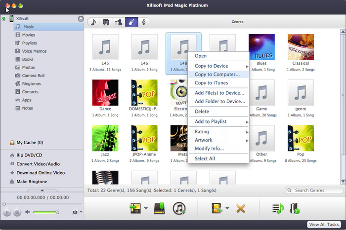 view ipod pictures on mac